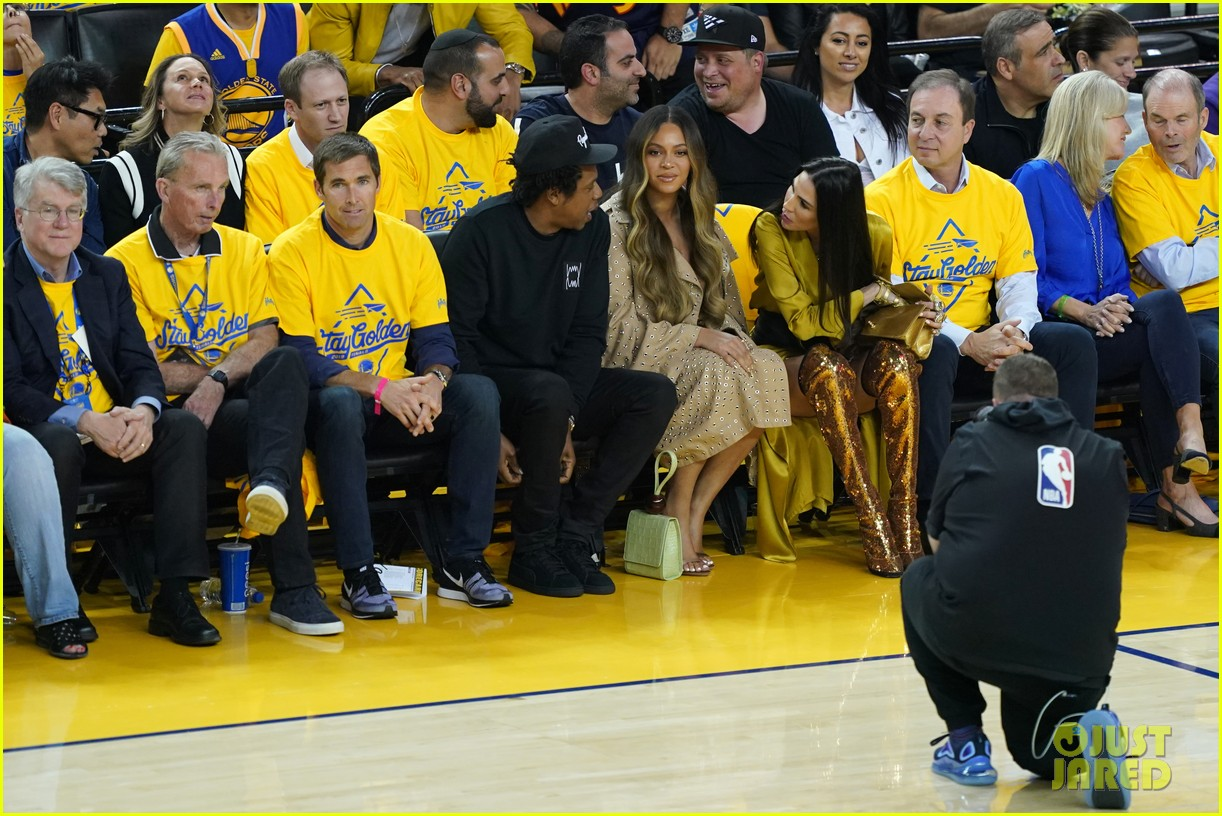 beyonce jay z game 3 nba finals june 2019 014304180