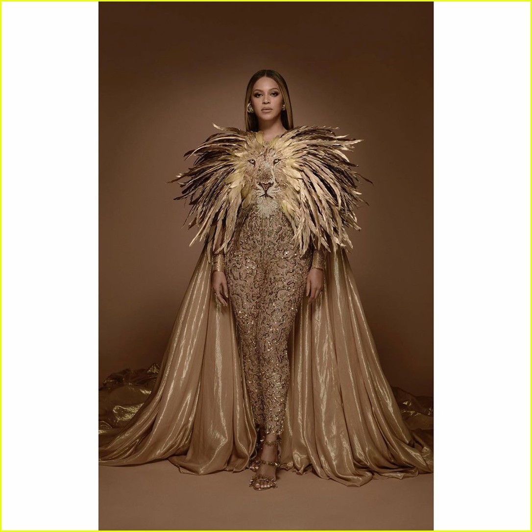 beyonce knowles blue ivy wearable art gala june 2019 01