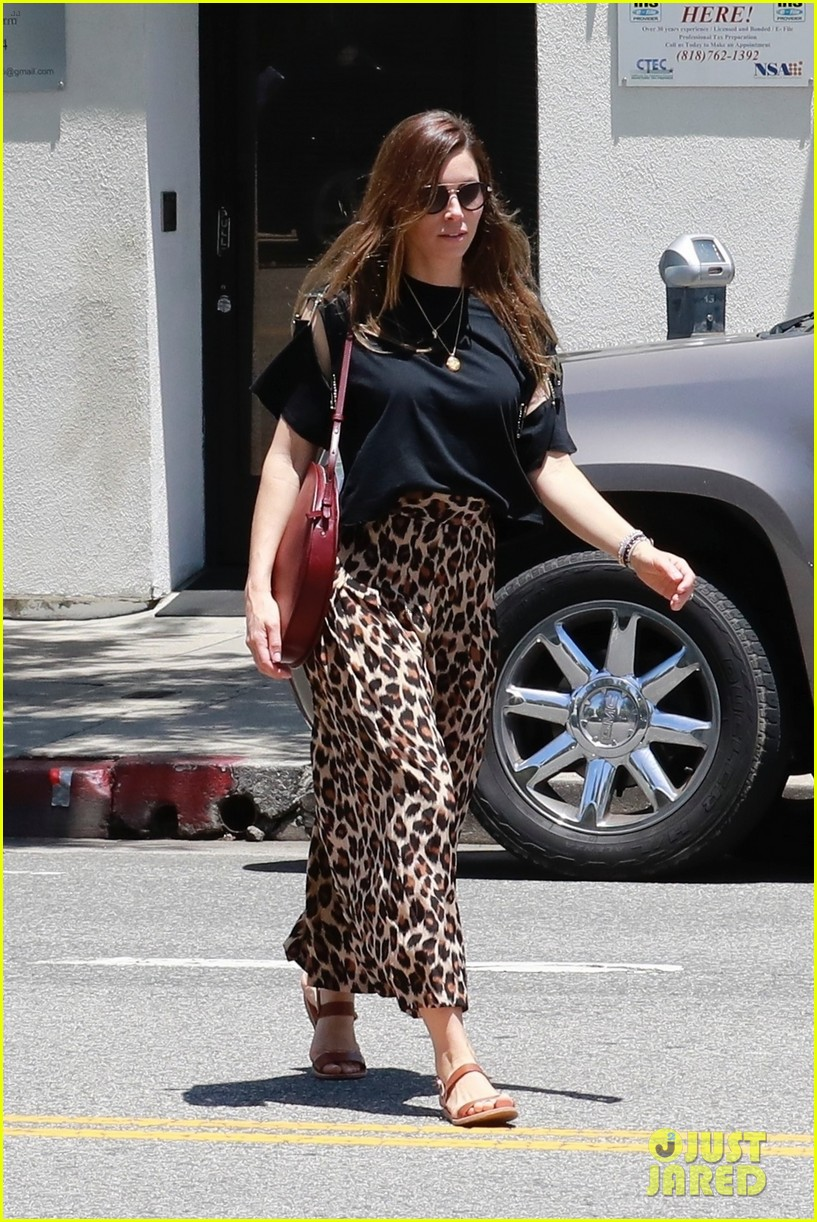 jessica biel out for lunch 014308903