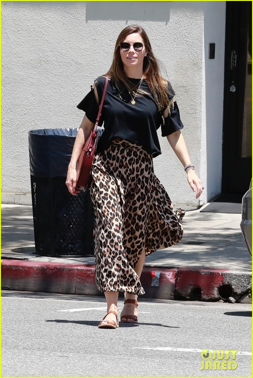 jessica biel out for lunch 054308907