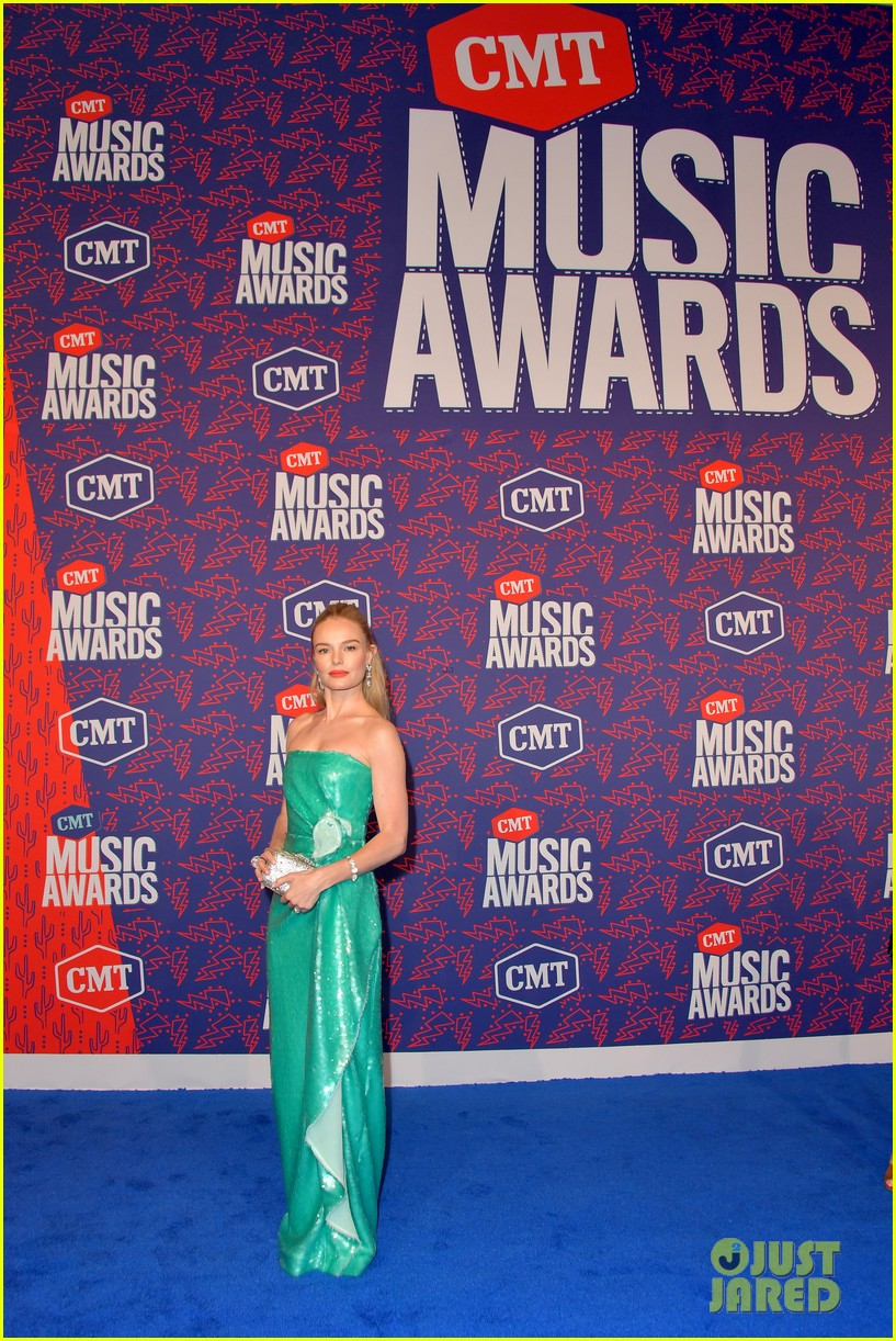 kate bosworth gives off mermaid vibes at cmt music awards 2019 014304049