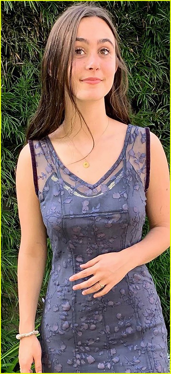 courtney cox daughter coco wears her 1998 dress 024308684