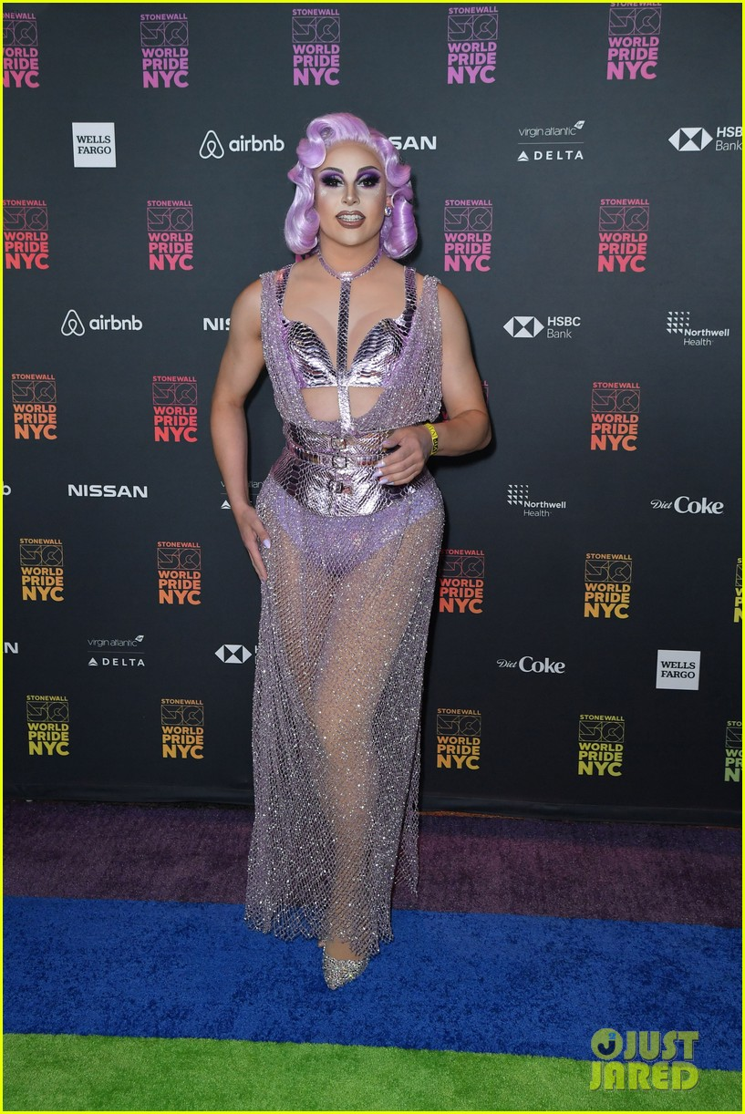 ciara billy porter laverne cox celebrate worldpride nyc 2019 opening ceremony 13