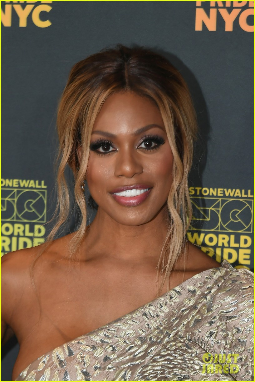 ciara billy porter laverne cox celebrate worldpride nyc 2019 opening ceremony 22