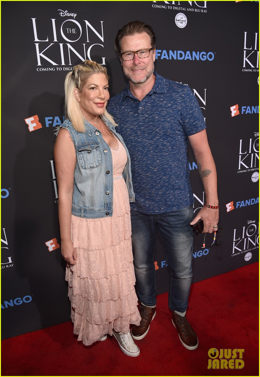 who is tori spelling married to