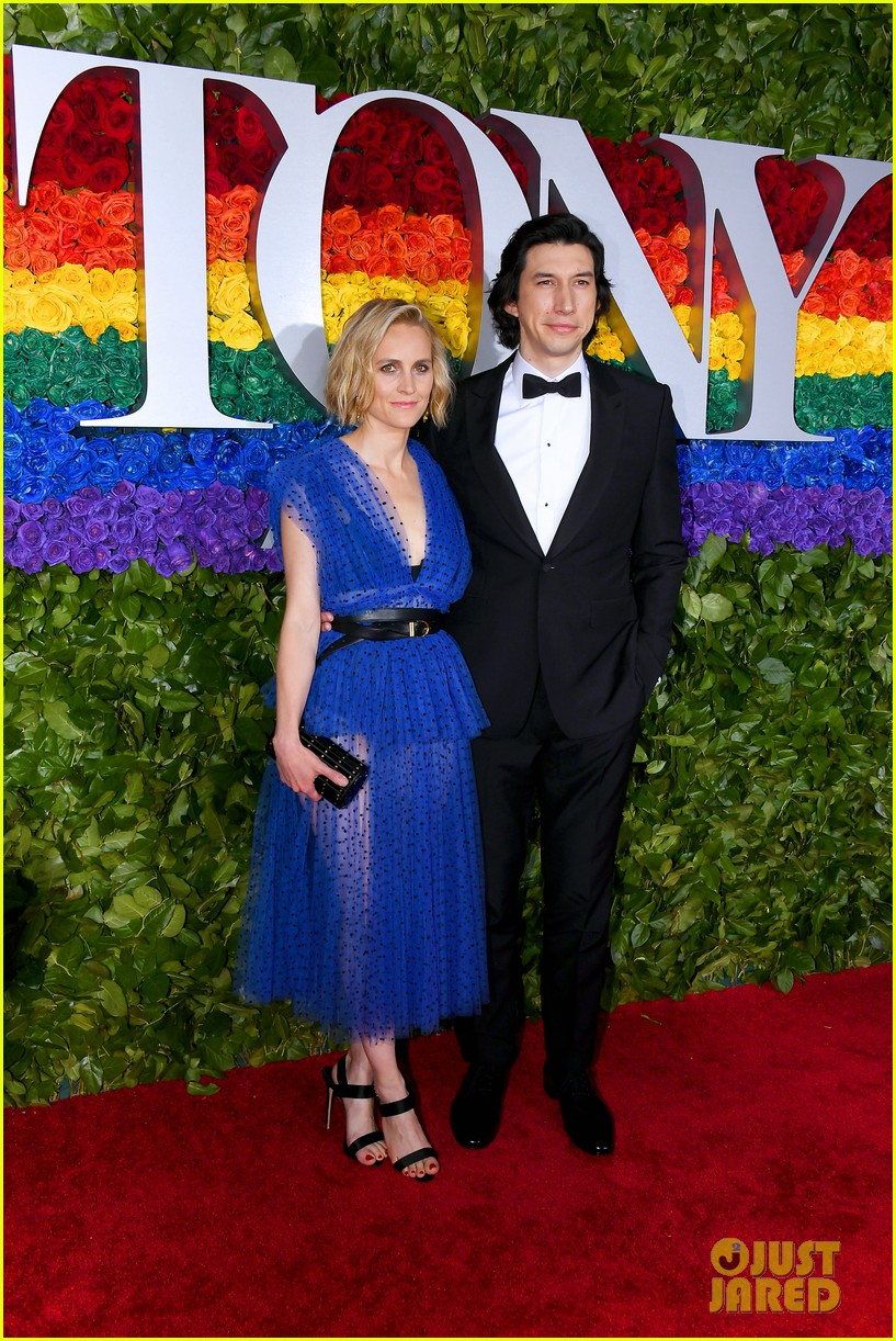 adam driver wife joanne tucker tony awards 06