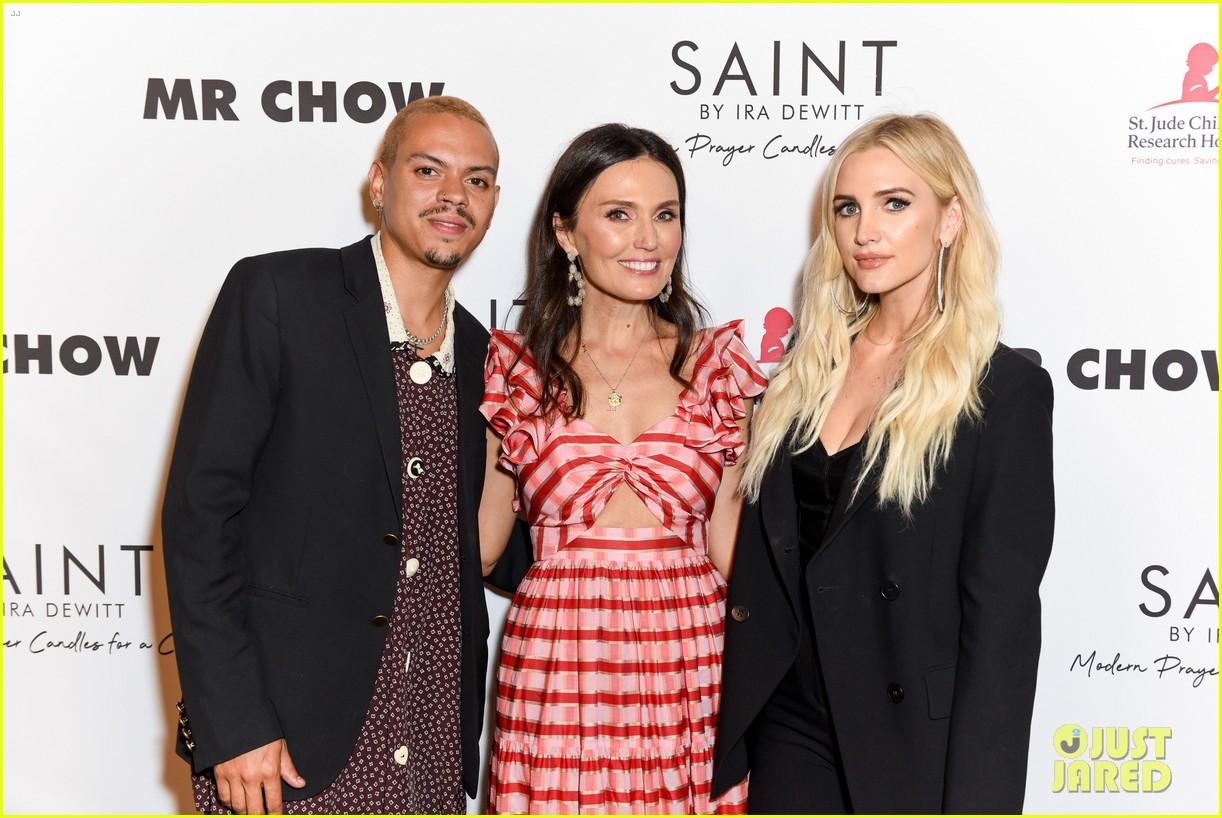 celebrities at saint candle st judes benefit 11