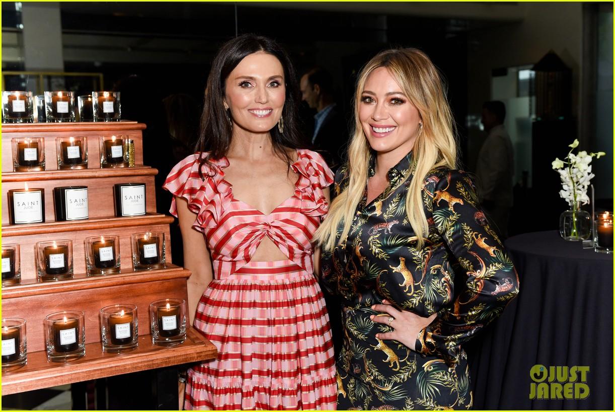 celebrities at saint candle st judes benefit 14