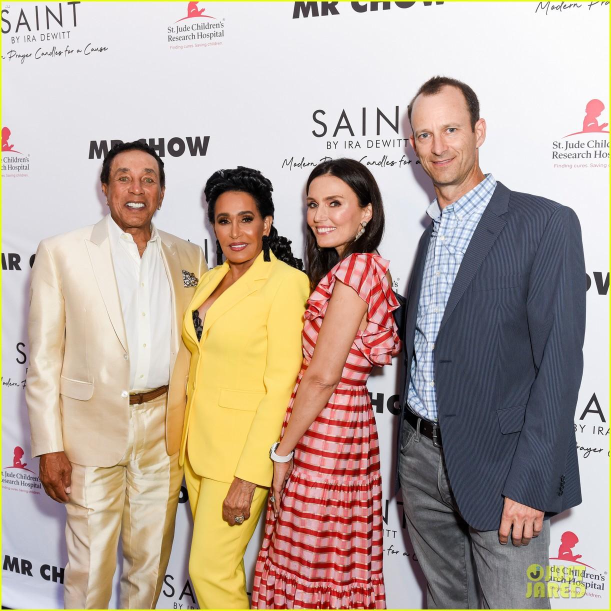 celebrities at saint candle st judes benefit 24