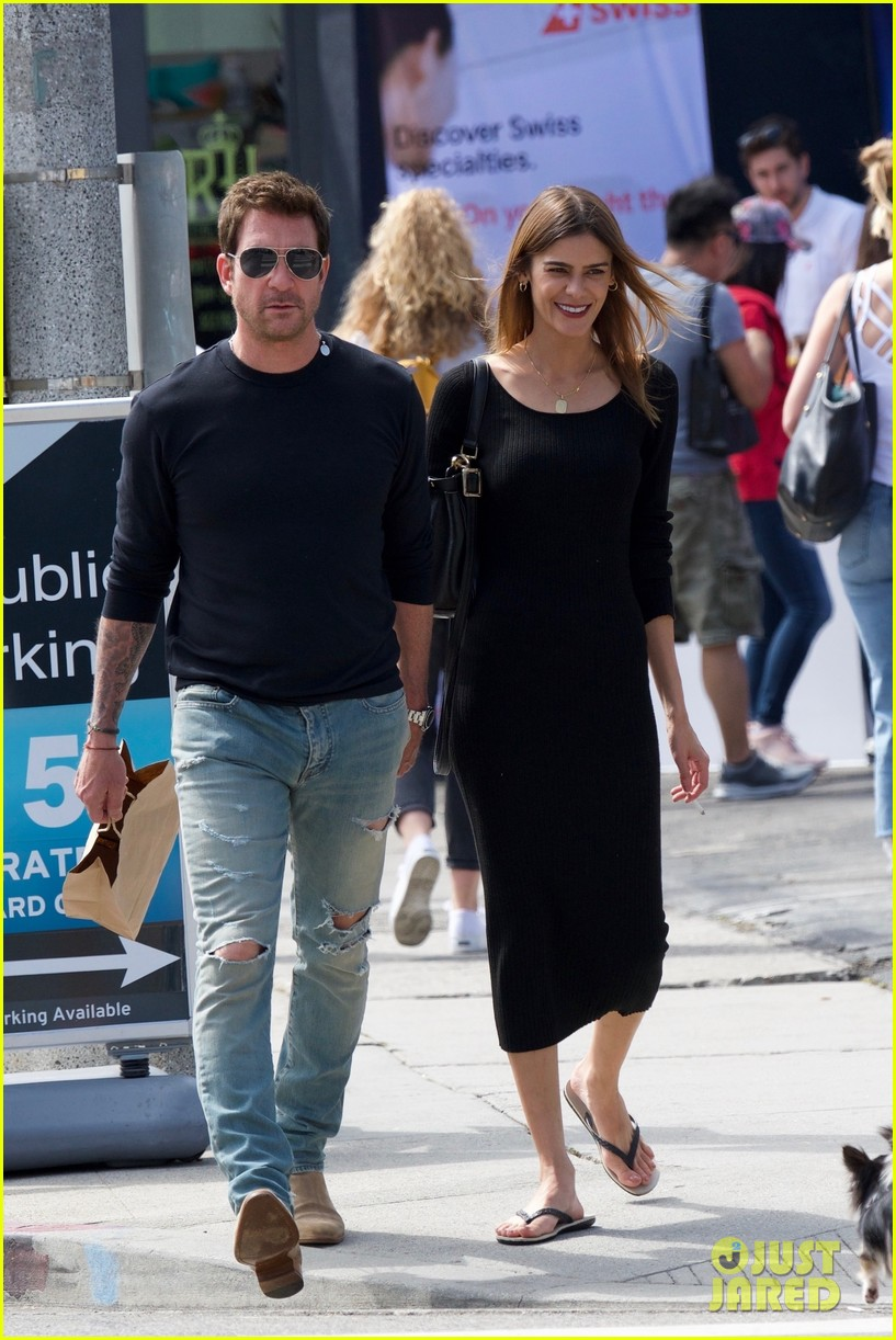 dylan mcdermott holds hands mystery woman during lunch 034310868