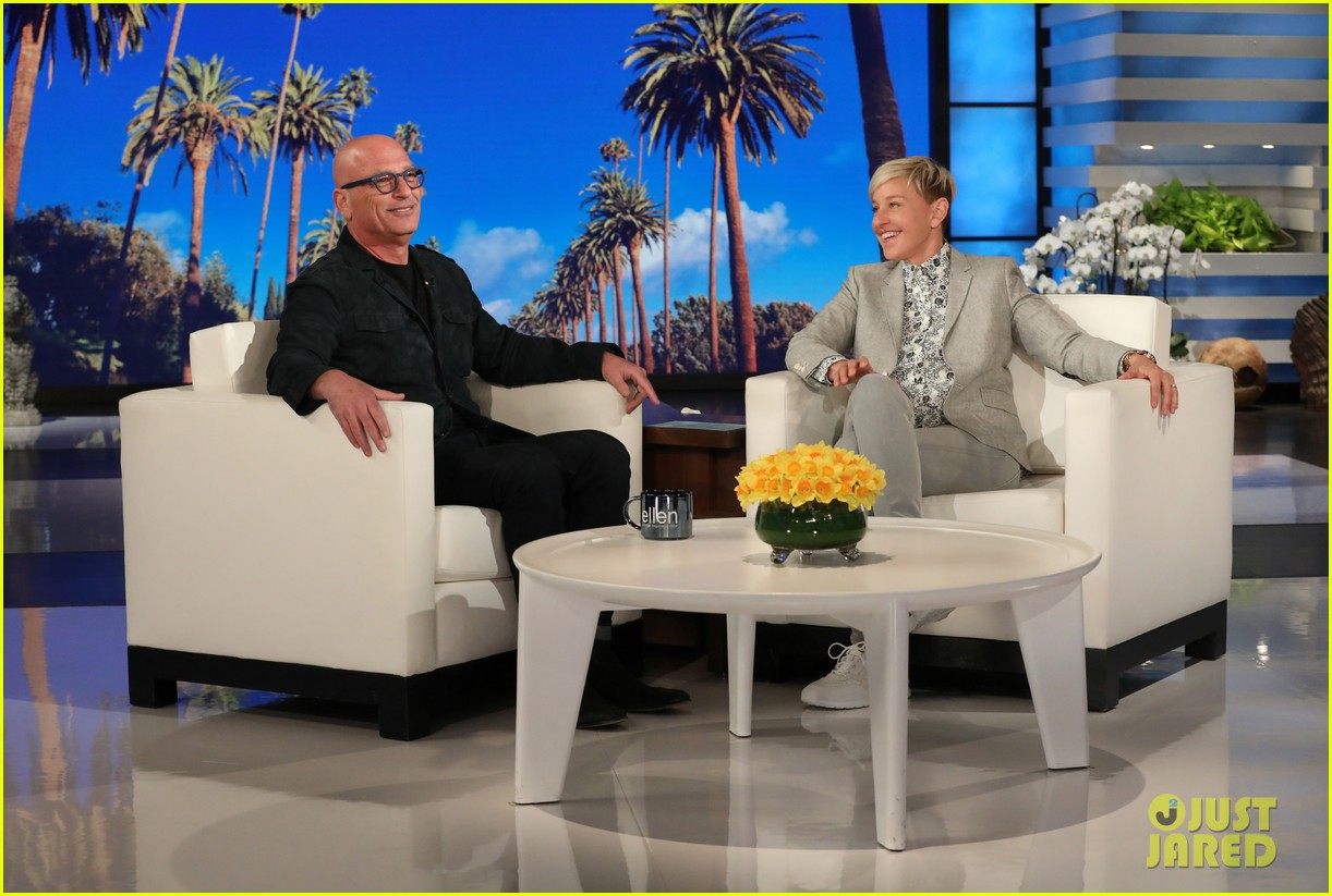 Prime Howie Mandel Says He Almost Died While On The Ellen Show Gamerscity Chair Design For Home Gamerscityorg
