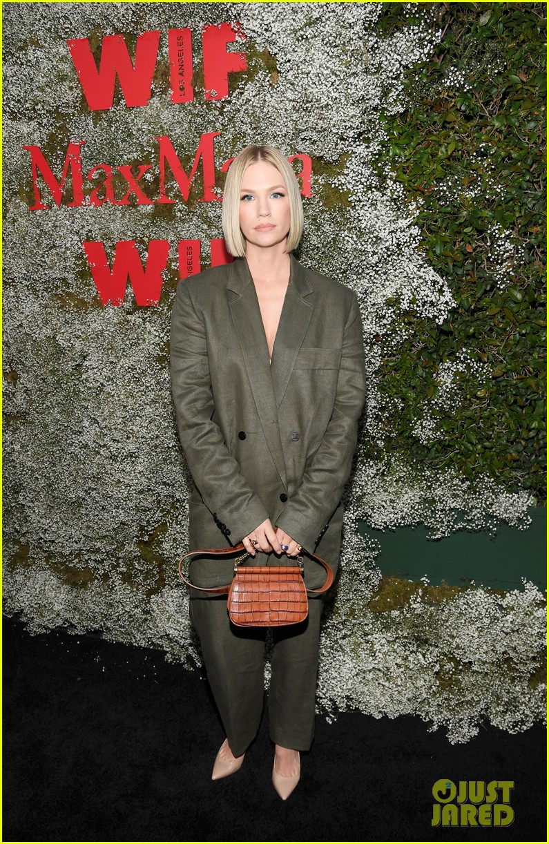 january jones blunt bob max mara face of the future 104308289
