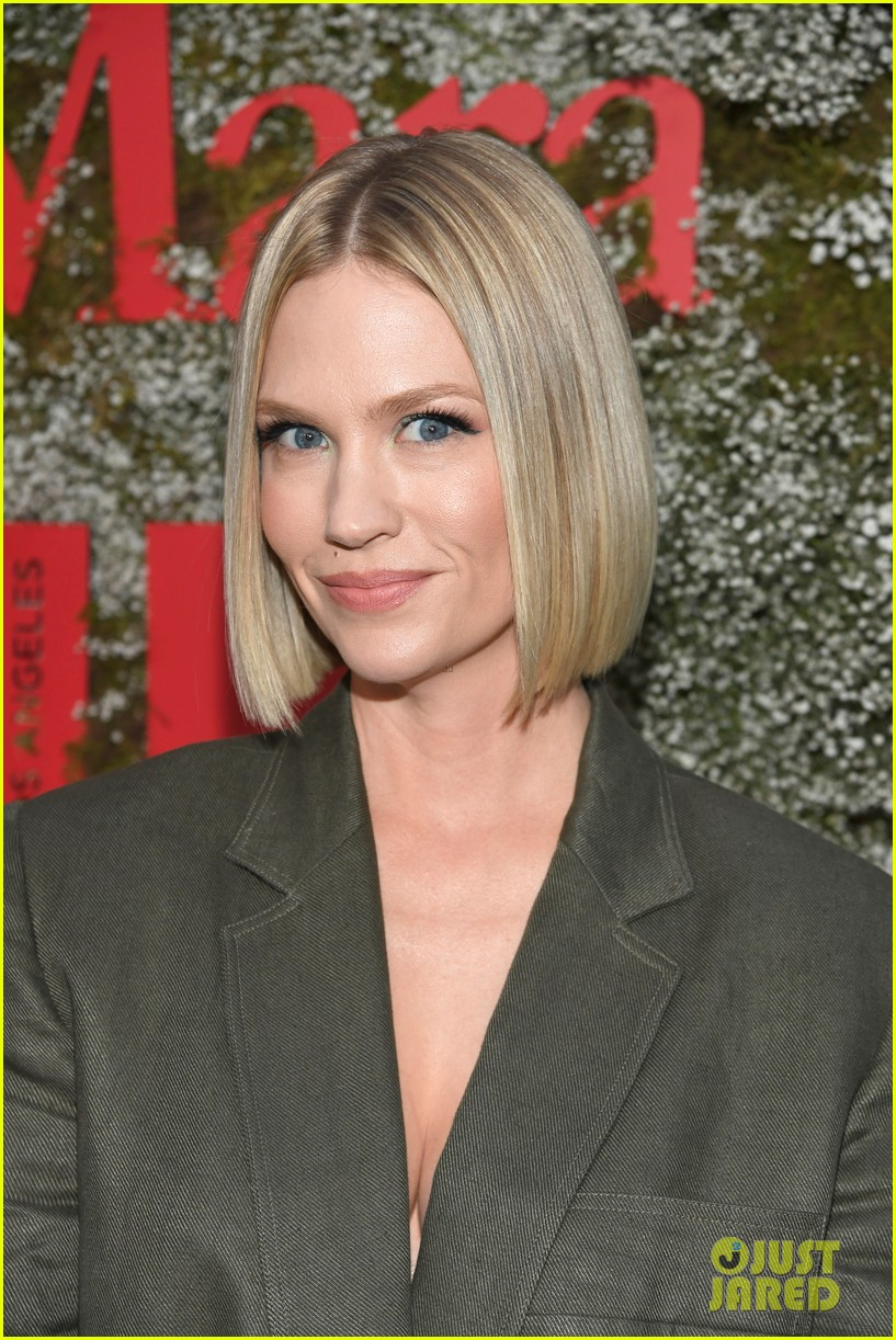 january jones blunt bob max mara face of the future 144308293