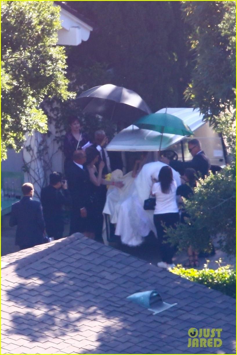 katherine schwarzenegger wedding dress chris pratt 06