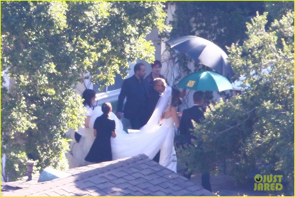 katherine schwarzenegger wedding dress chris pratt 13