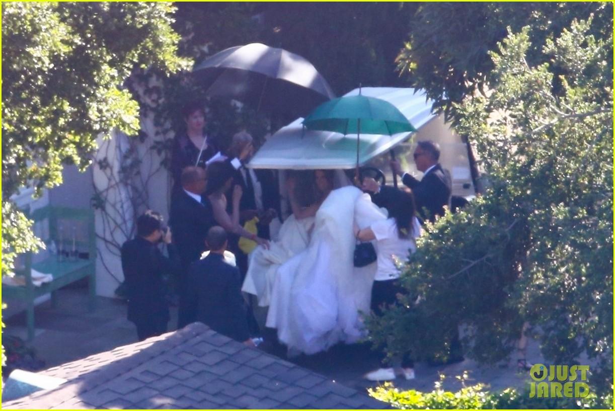 katherine schwarzenegger wedding dress chris pratt 19