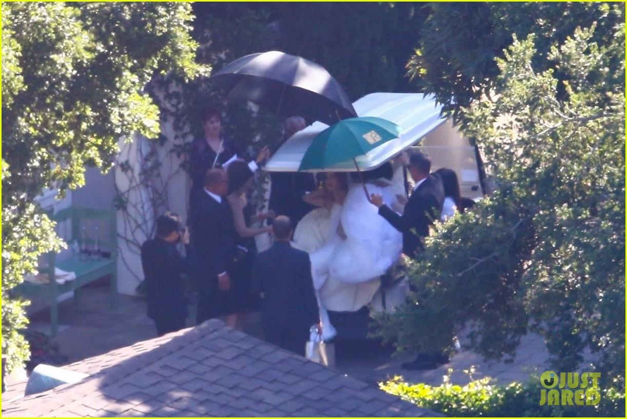 katherine schwarzenegger wedding dress chris pratt 24