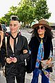 zoe kravitz karl glusman wedding rehearsal dinner photos 49