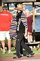 jared leto tries to go incognito in sardinia 01