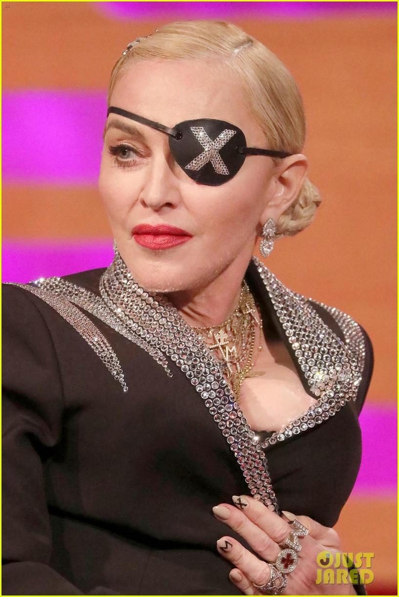 Madonna Promotes New Album Madame X In London Photo