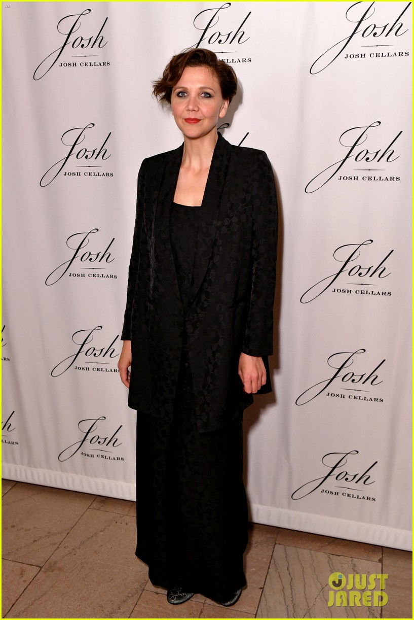 maggie gyllenhaal steps out for josh cellars fathers day event 094308383