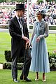 kate middleton prince william kick off day one of royal ascot 25