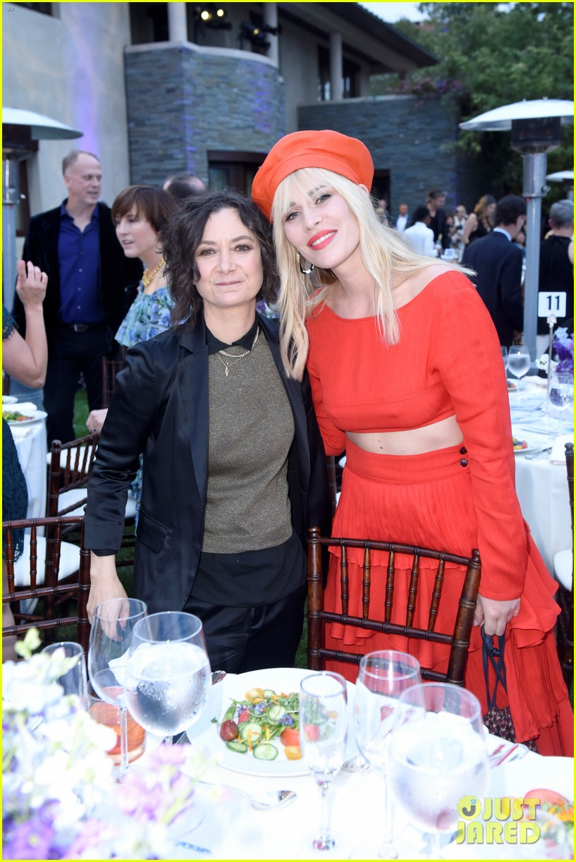 jennifer morrison zoey deutch more step out to support chrysalis butterfly ball 014302332