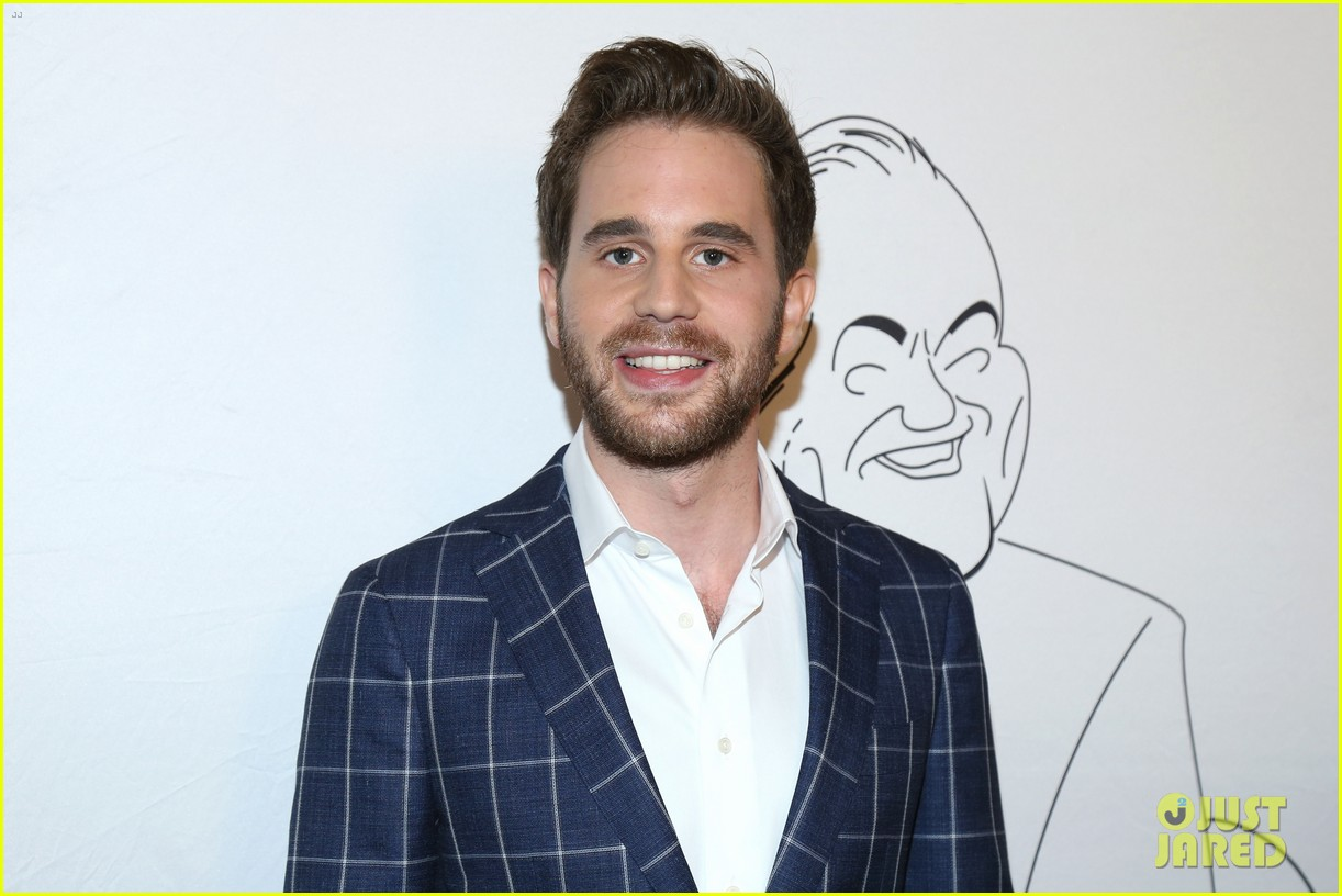 ben platt stephanie styles more celebrate high school musical theatre at jimmy awards 2019 16