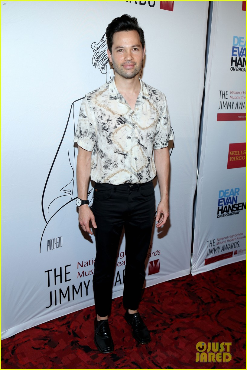ben platt stephanie styles more celebrate high school musical theatre at jimmy awards 2019 20