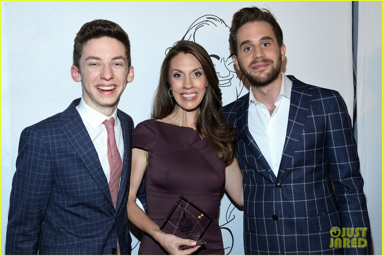ben platt stephanie styles more celebrate high school musical theatre at jimmy awards 2019 21