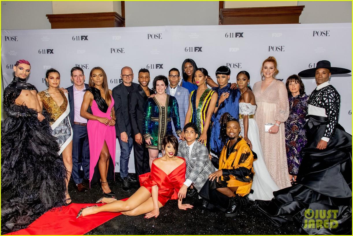 billy porter janet mock pose cast celebrate season 2 premiere 13
