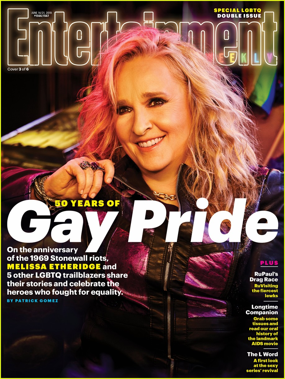 entertainment weekly pride issue 044303873