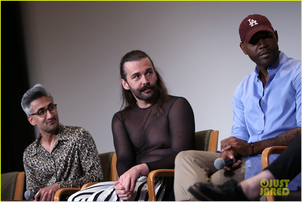 queer eye fab five step out for fyc screening 194302114