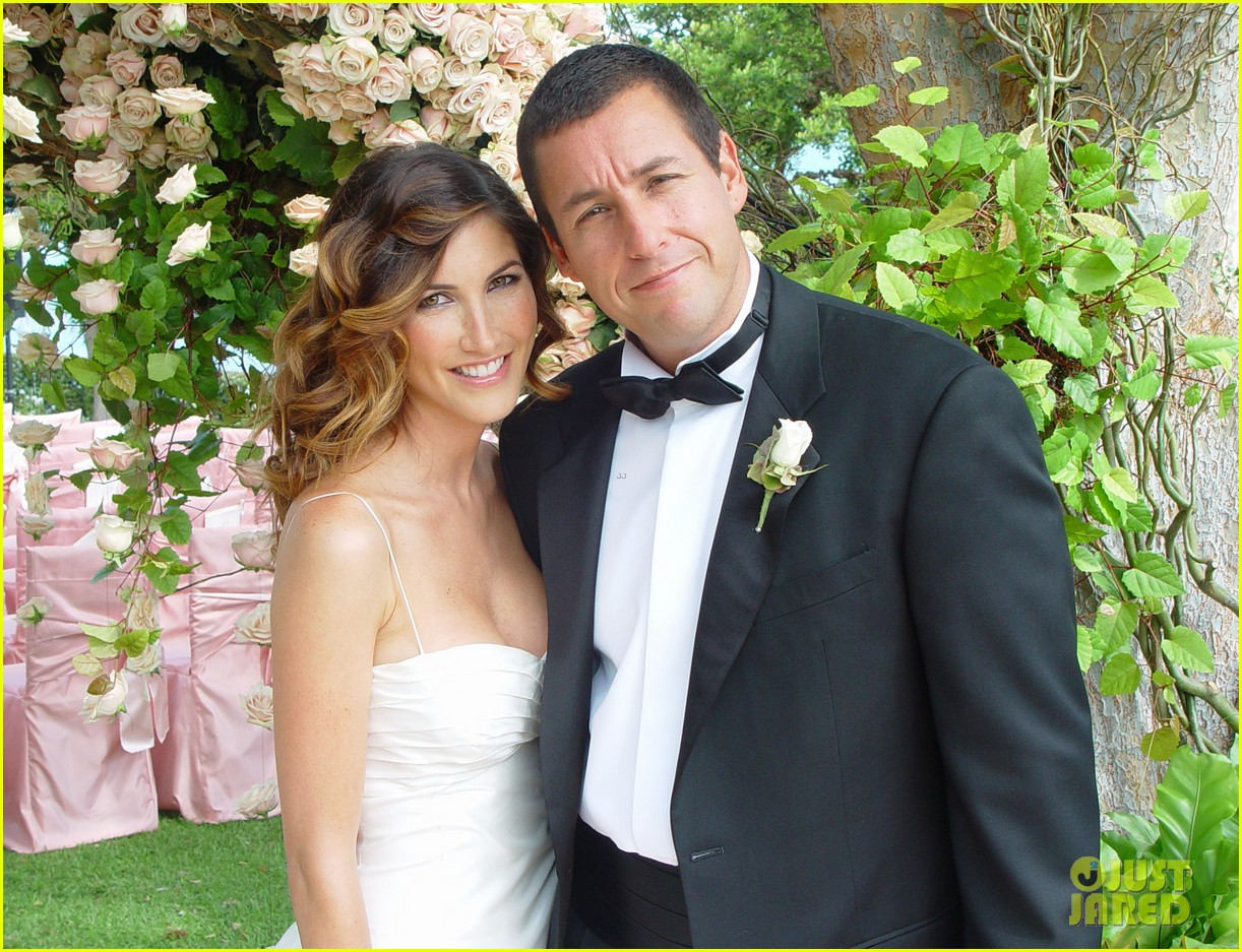 adam sandler with wife jackie sandler 02