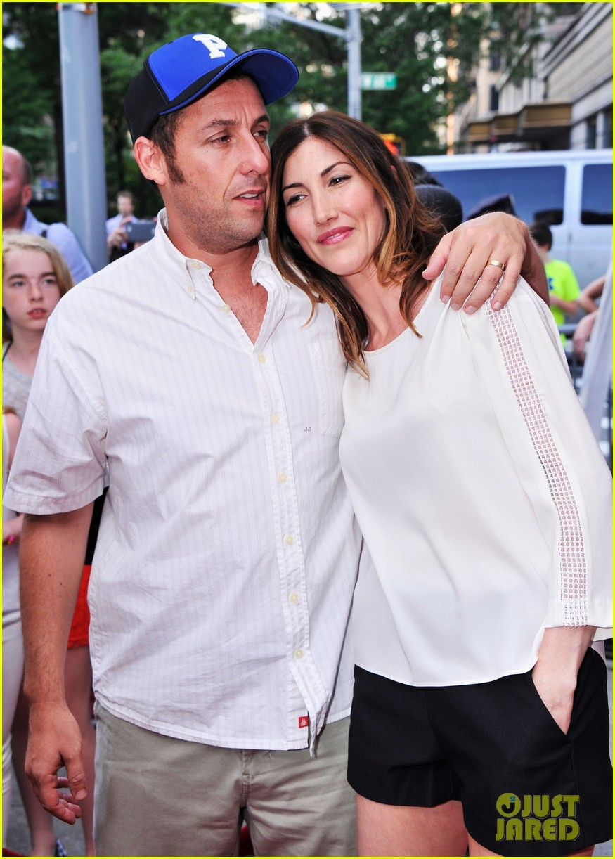 adam sandler with wife jackie sandler 04