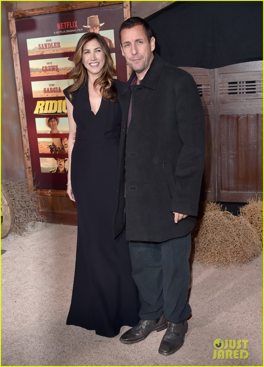 adam sandler with wife jackie sandler 05