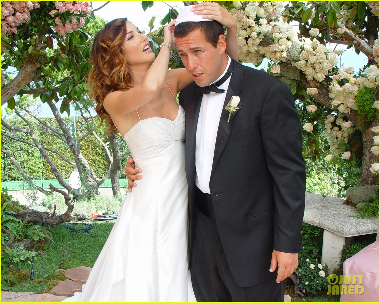 adam sandler with wife jackie sandler 07