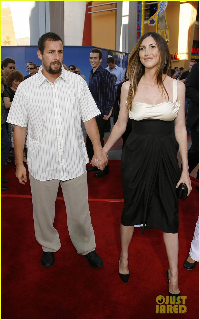 adam sandler with wife jackie sandler 09
