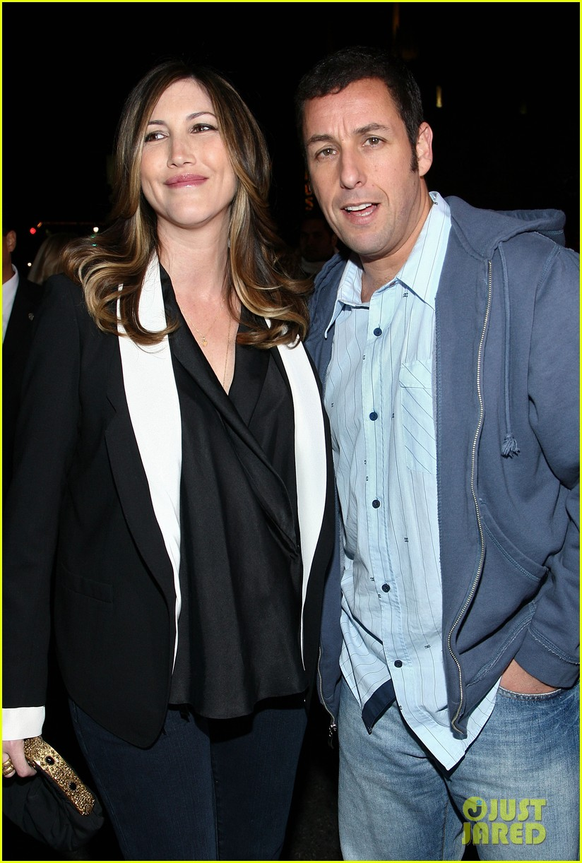 adam sandler with wife jackie sandler 10