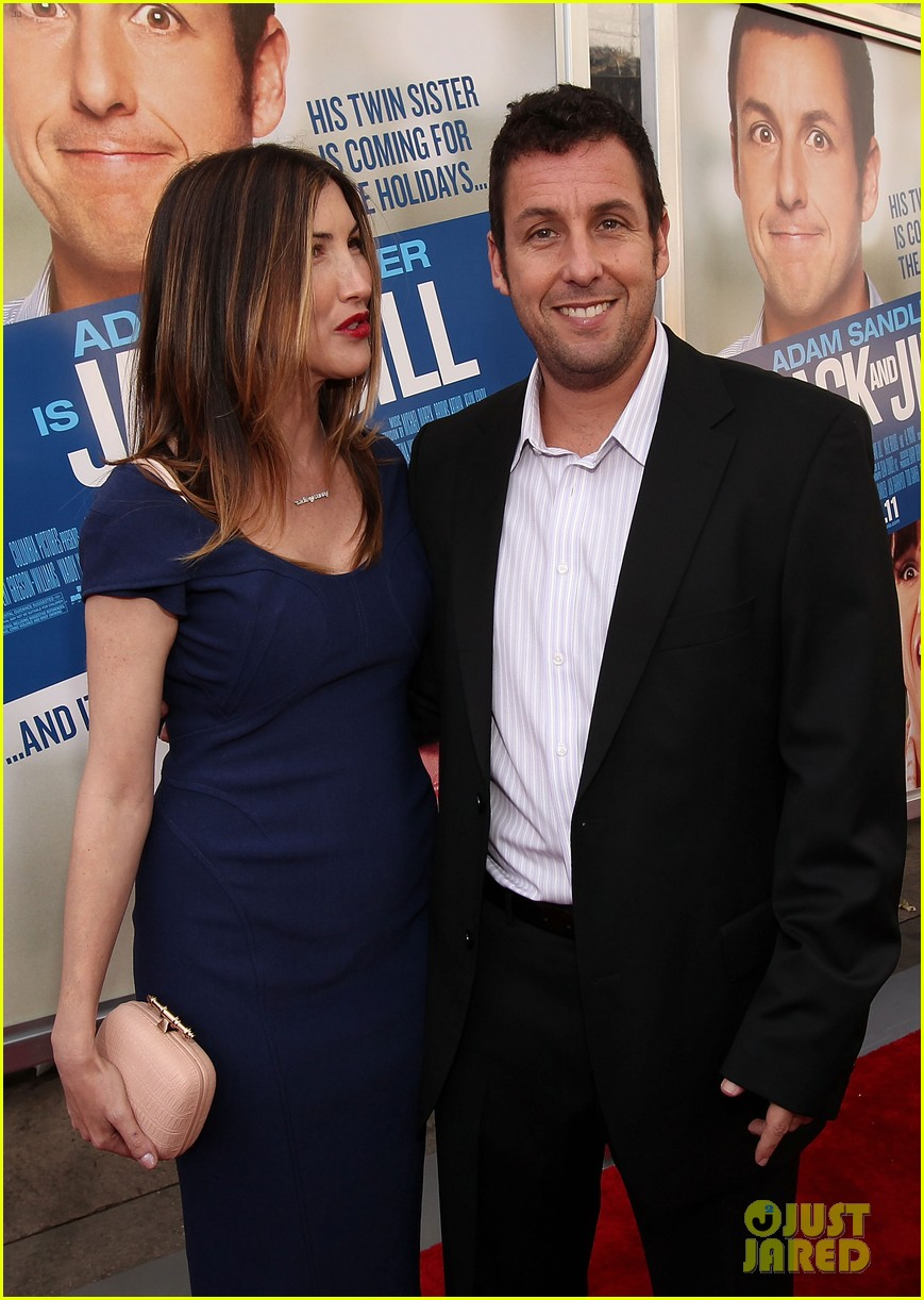 adam sandler with wife jackie sandler 11