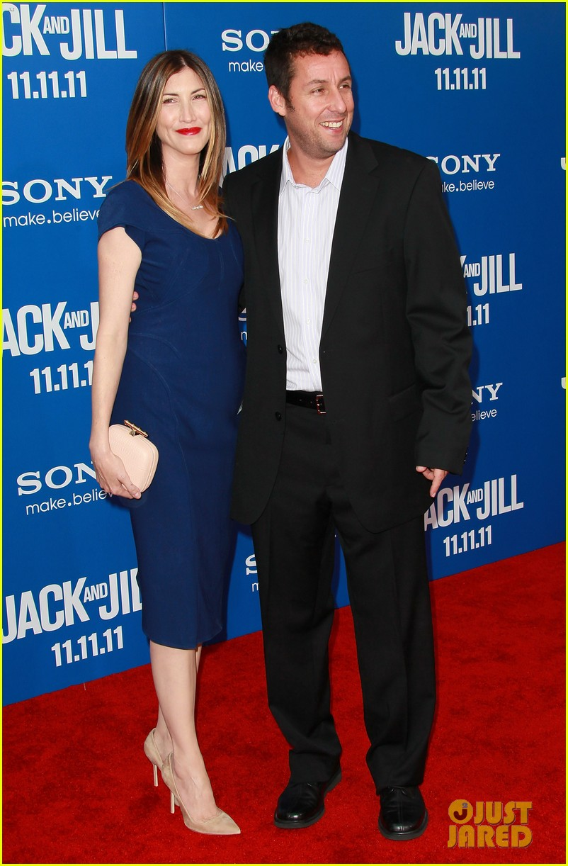 adam sandler with wife jackie sandler 13