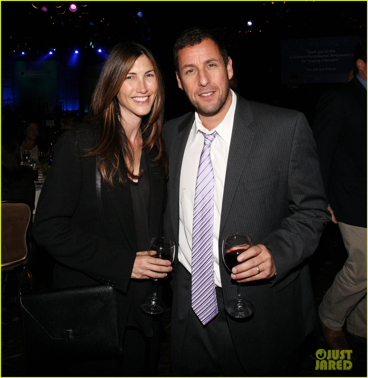 adam sandler with wife jackie sandler 16