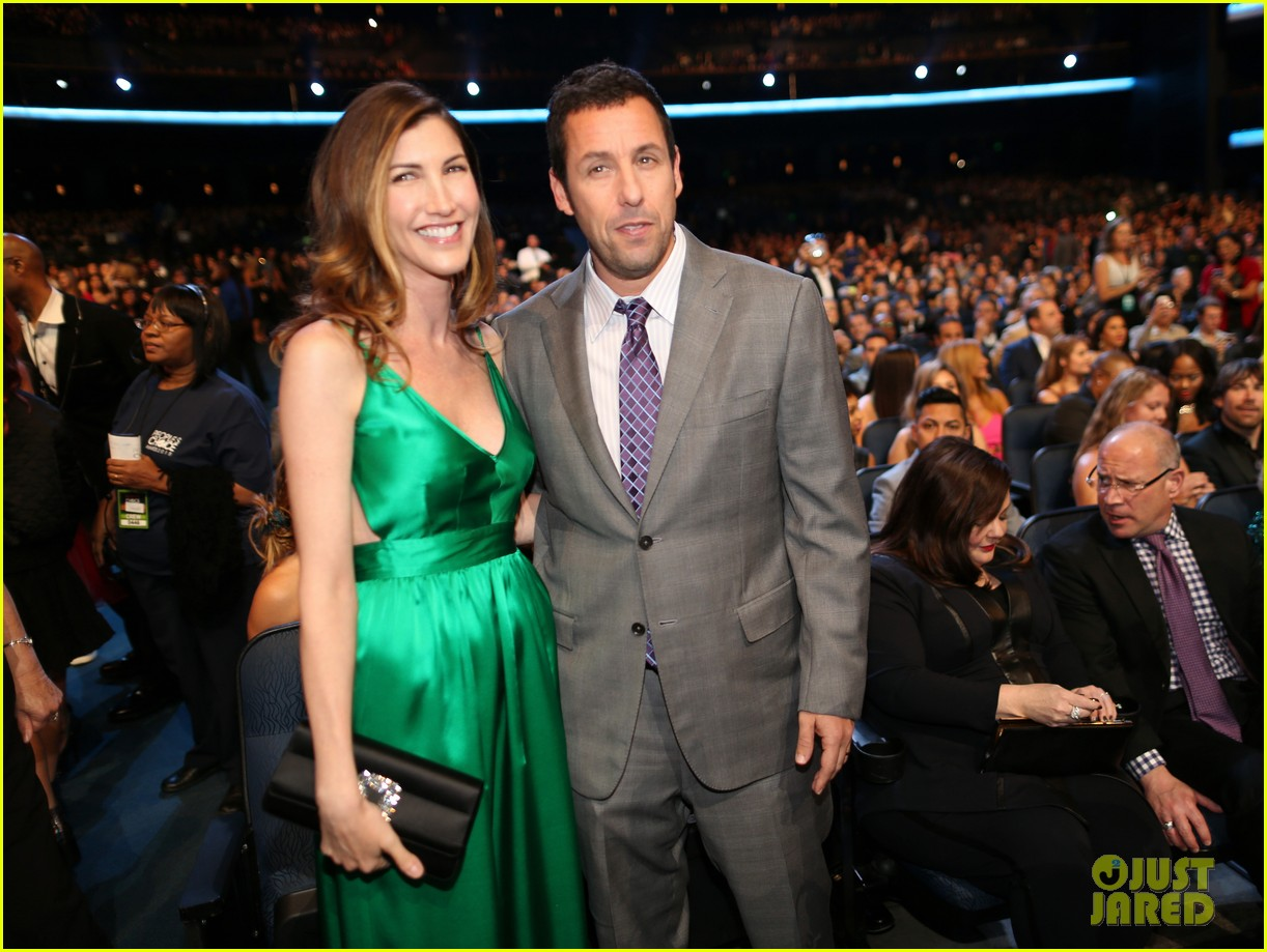 adam sandler with wife jackie sandler 18