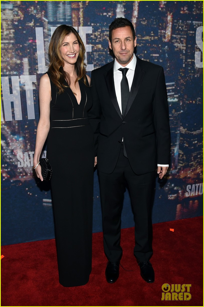 adam sandler with wife jackie sandler 19