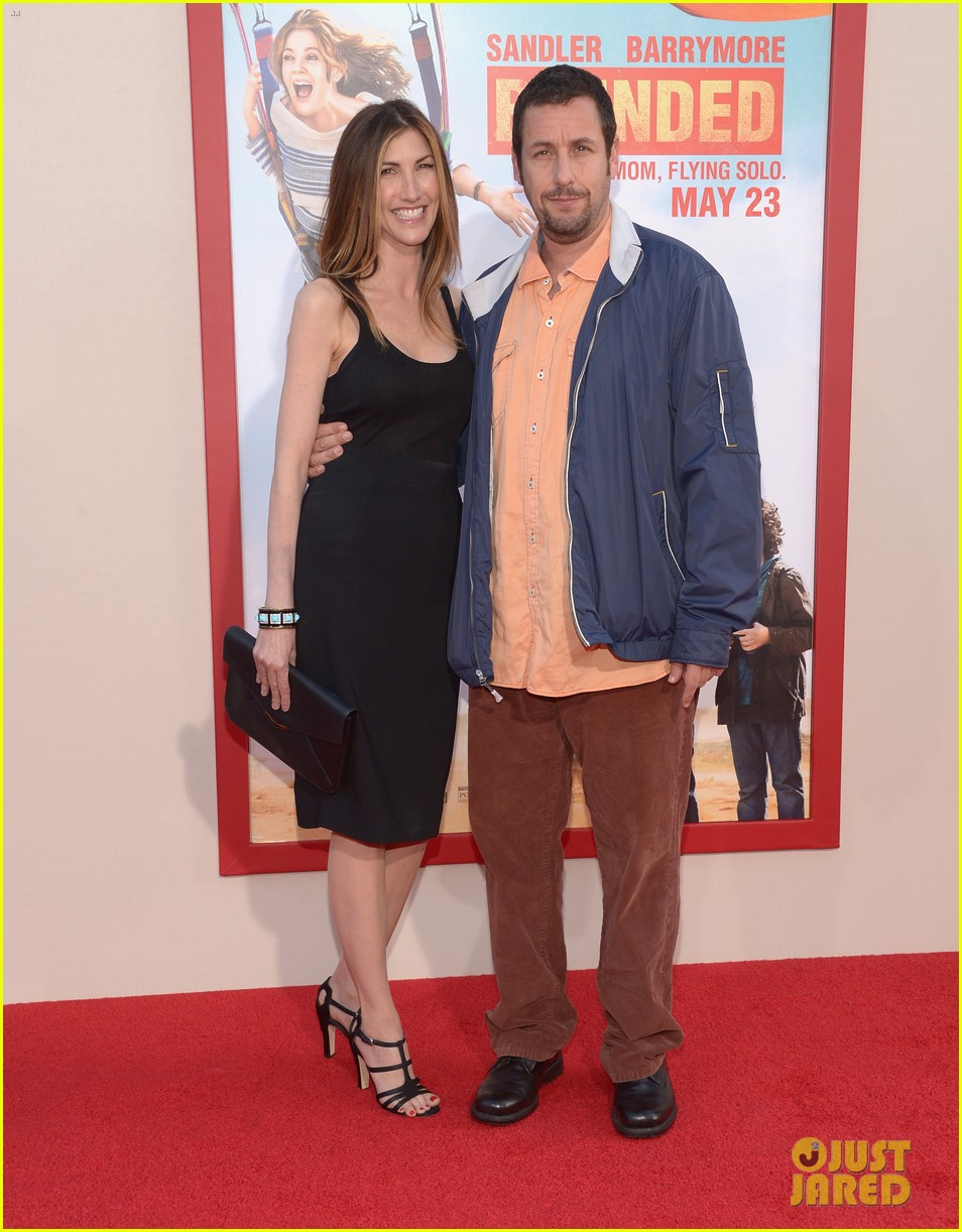 adam sandler with wife jackie sandler 21