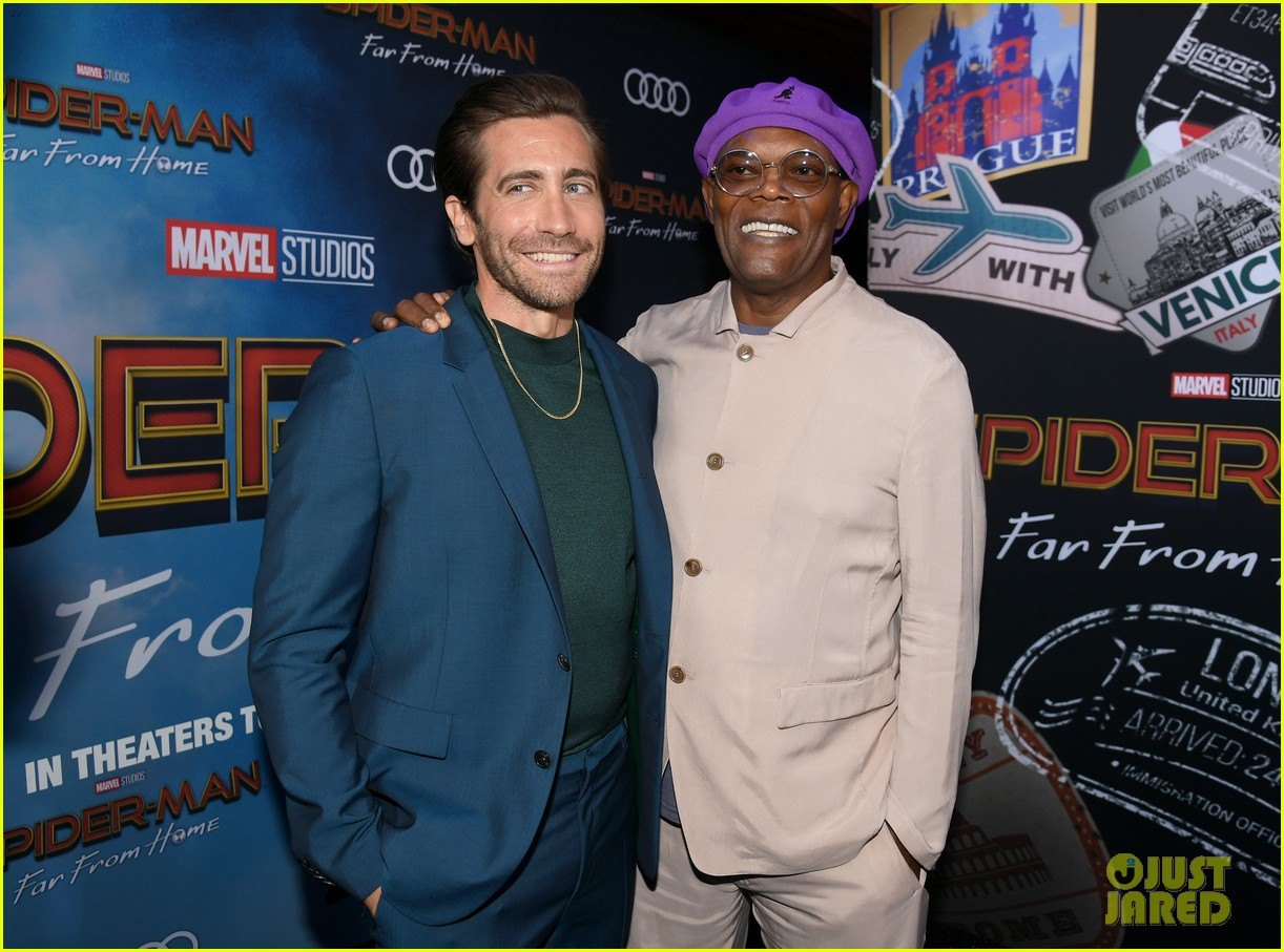 zendaya jake gyllenhaal tom holland spider man far from home 11