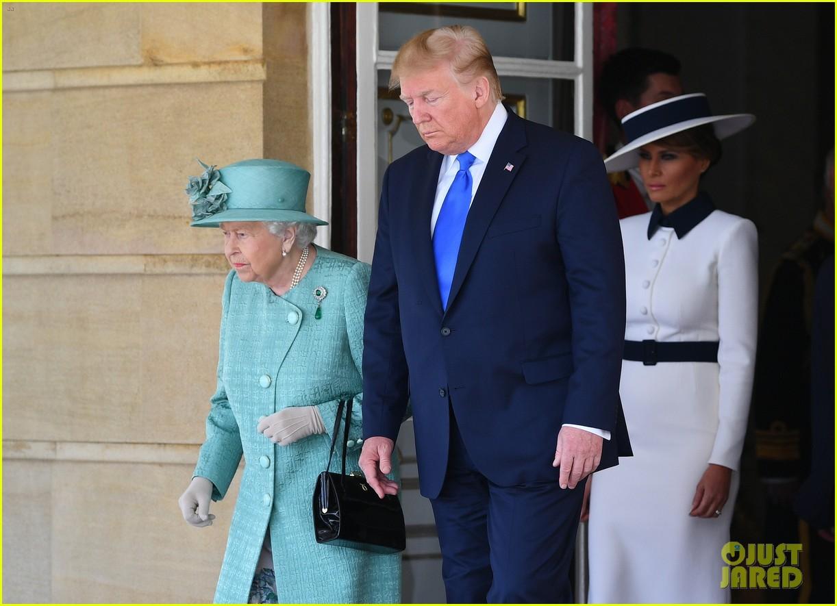 donald ivanka trump meet with queen elizabeth ii at buckingham palace 03