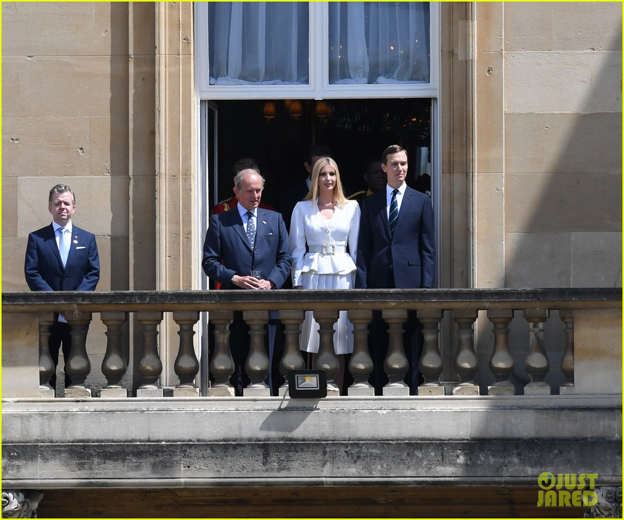 donald ivanka trump meet with queen elizabeth ii at buckingham palace 09
