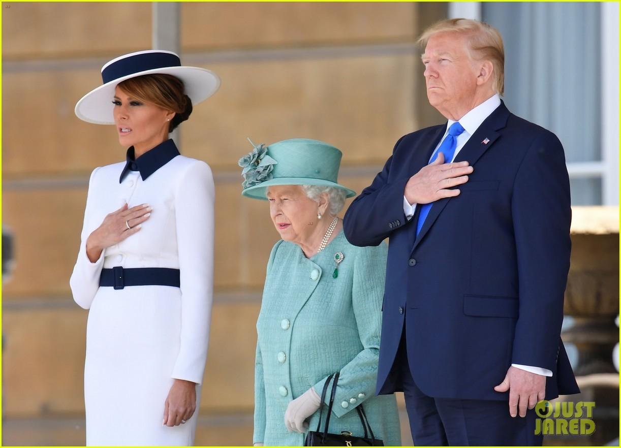 donald ivanka trump meet with queen elizabeth ii at buckingham palace 21
