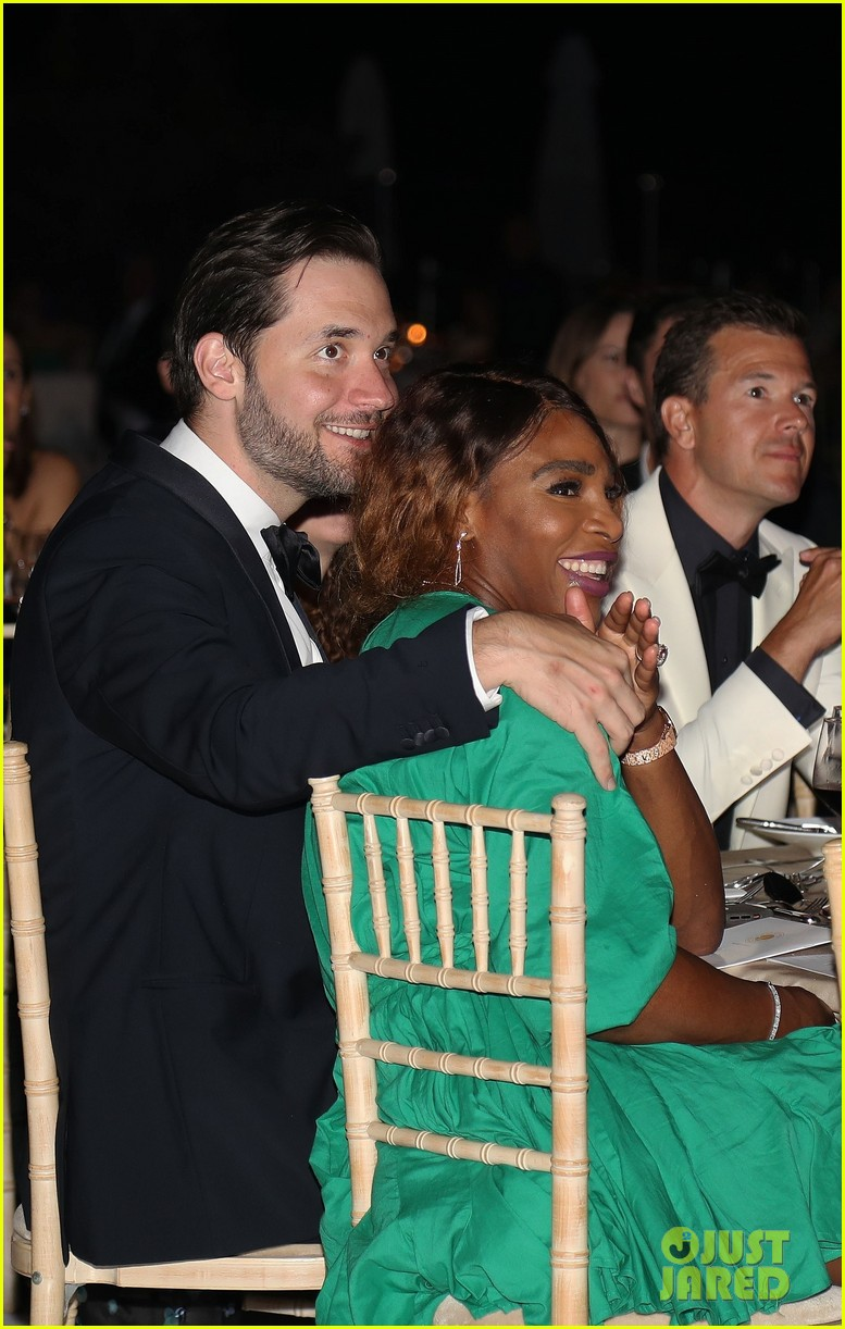 serena williams alexis ohanian couple up for mouratoglou tennis academy charity gala 024313370